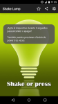 Shake Lamp - Linterna screenshot 1/6