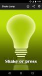 Shake Lamp - Linterna screenshot 2/6