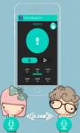 Voice Changer Pro screenshot 1/3