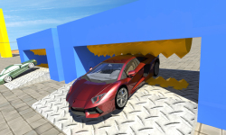 Racing Sports Car simulator screenshot 1/5