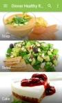 Dinner Healthy Recipes screenshot 3/6