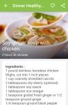 Dinner Healthy Recipes screenshot 5/6