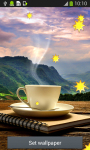 Coffee Cup Live Wallpapers screenshot 3/6