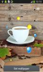 Coffee Cup Live Wallpapers screenshot 4/6