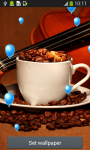 Coffee Cup Live Wallpapers screenshot 5/6