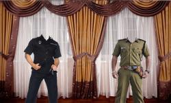 Police photo HD suit  screenshot 1/4