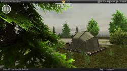 Carp Fishing Simulator base screenshot 5/6
