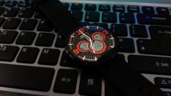 Iron Watch Face swift screenshot 3/6