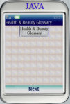Health & Beauty Glossary screenshot 1/1