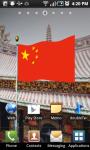Chinese Flag Live Wallpaper screenshot 1/2