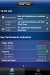 SAP Business One Mobile Application screenshot 1/1