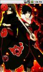 Sasuke Itachi Sharingan Live Wallpaper screenshot 1/5