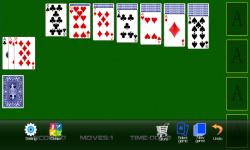 Solitaire Card Games HD - 4 in 1 screenshot 1/6