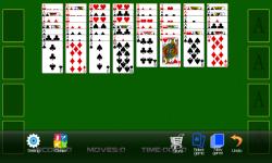 Solitaire Card Games HD - 4 in 1 screenshot 2/6