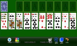 Solitaire Card Games HD - 4 in 1 screenshot 3/6