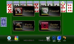 Solitaire Card Games HD - 4 in 1 screenshot 5/6