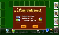 Solitaire Card Games HD - 4 in 1 screenshot 6/6