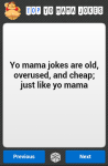 Top Yo Mama Jokes screenshot 1/2