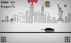 Stickman Runner World Tour screenshot 3/4