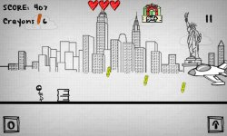 Stickman Runner World Tour screenshot 4/4
