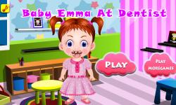 Baby Emma At The Dentist screenshot 1/4