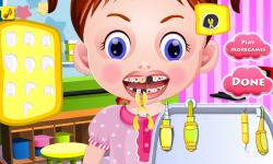 Baby Emma At The Dentist screenshot 2/4