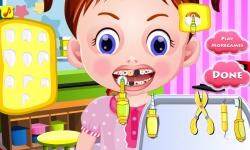 Baby Emma At The Dentist screenshot 3/4