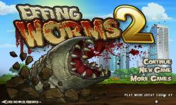 Effing Worms 2 screenshot 1/3
