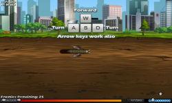 Effing Worms 2 screenshot 2/3