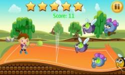 Tennis Bug Smash screenshot 1/6