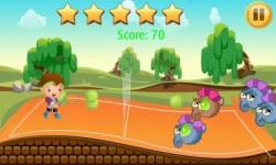 Tennis Bug Smash screenshot 2/6