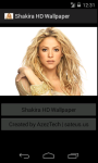 Shakira HD Wallpaper Free screenshot 2/6