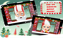 Santa Hair Saloon screenshot 1/5