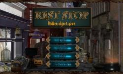 Free Hidden Object Game - Rest Stop screenshot 1/4