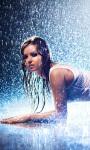 Woman In The Rain Live Wallpaper screenshot 1/3
