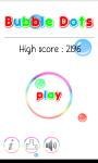 Bubble Dots screenshot 1/5
