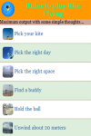Rules to play Kite Flying screenshot 2/3