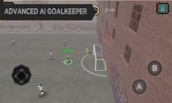 Street soccer online 2016 screenshot 4/5