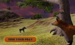 Wild Fox Sim Adventure screenshot 1/3