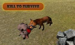 Wild Fox Sim Adventure screenshot 2/3
