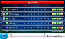 Top Eleven Football Manager screenshot 4/6