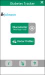 Diabetes Tracker Free screenshot 4/6