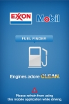 Exxon Mobil Fuel Finder screenshot 1/1
