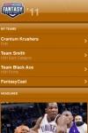 ESPN Fantasy Basketball 2011 screenshot 1/1