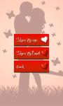 Love Secrets SMS screenshot 3/5