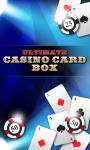 Ultimate Casino Card Box screenshot 1/4