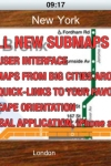 SubMaps - subway maps right in you pocket! screenshot 1/1