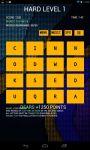 4WORD4 Word Game screenshot 2/6