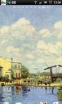 Summer Village Canal Live Wallpaper screenshot 5/6