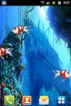 Aquarium RealisticFish Live Wallpaper screenshot 5/6
